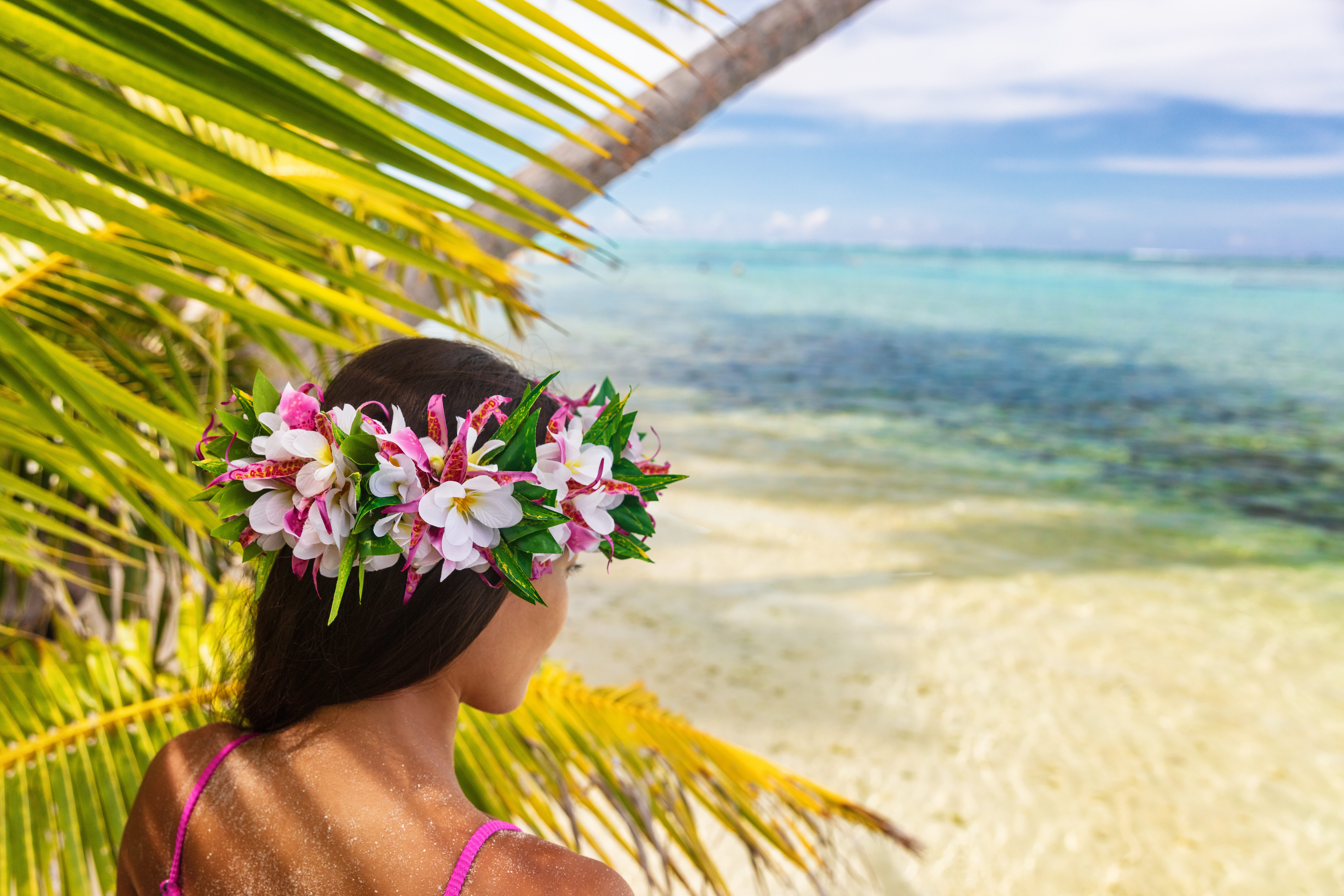 Trips in French Polynesia