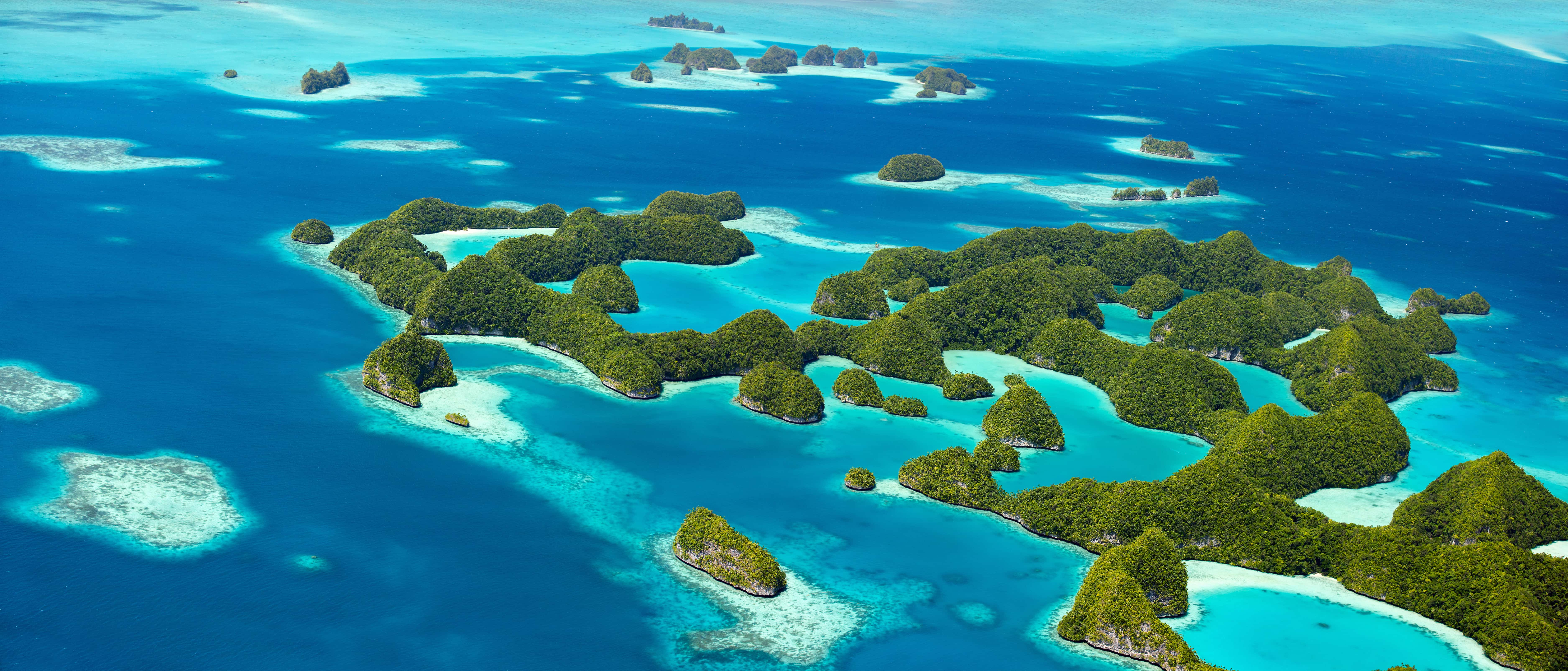Trips in Palau