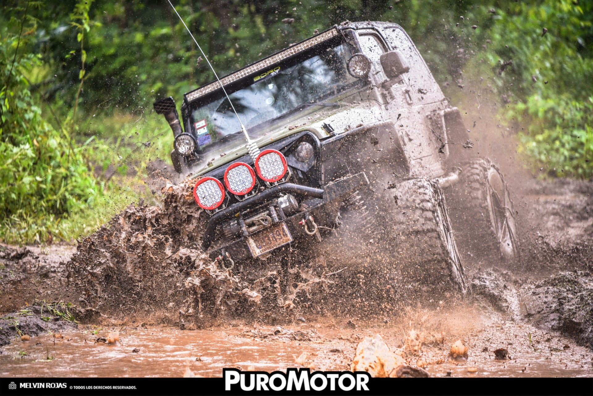 Costa Rica off Road