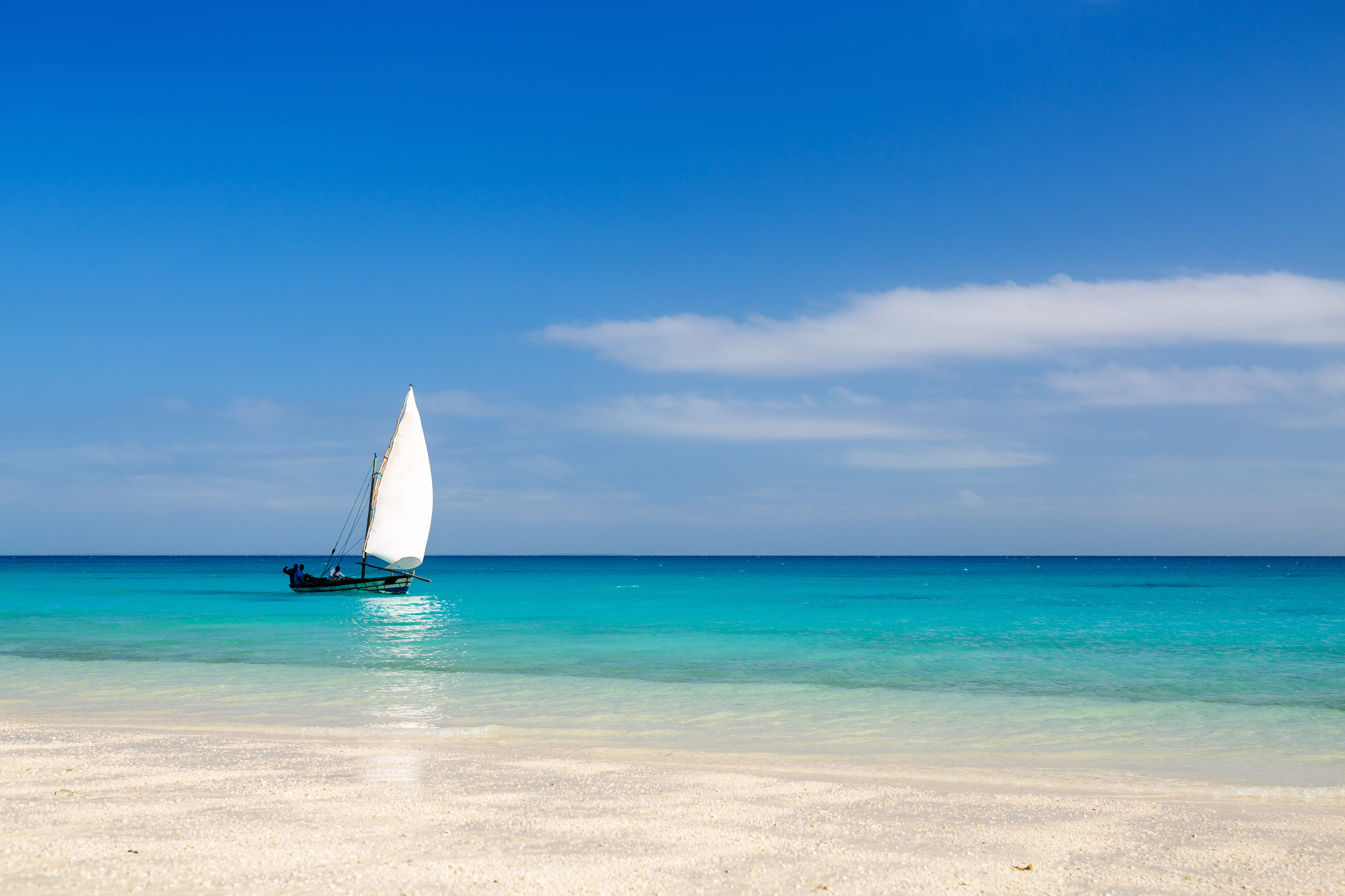 Quirimbas Archipelago - trip of   in  Mozambique